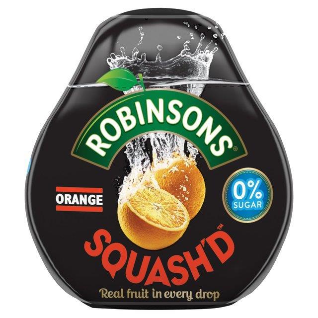 Robinsons Squash D No Added Sugar Orange 66ml Ref 0402040 [Pack 6]