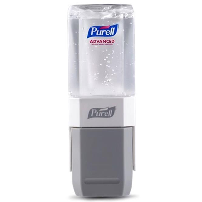 Hand sanitizer PURELL ES Everywhere System Starter Kit W75xD77xH212mm Ref N07722