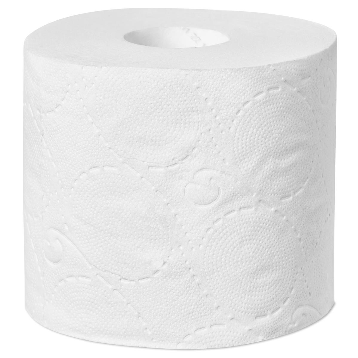 Tork Extra Soft Premium Toilet Roll 3-ply Embossed 99x125mm 170 Sheets White Ref 110318 Pack 6