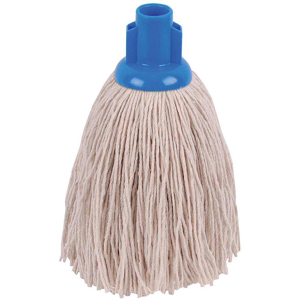 Robert Scott & Sons Twine Socket Mop for Rough Surfaces 12oz Blue Ref 101852BLUE [Pack 10]