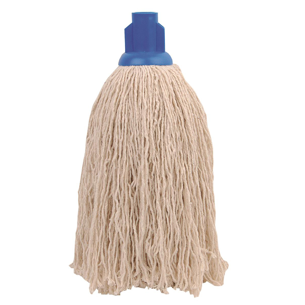 Robert Scott & Sons Socket Mop for Rough Surfaces PY 16oz Blue Ref 101858BLUE [Pack 10]