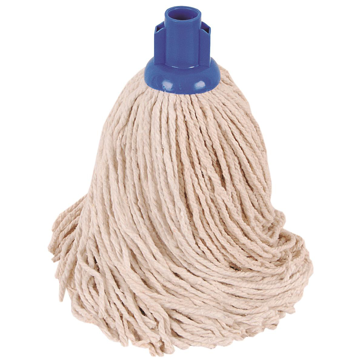 Robert Scott & Sons PY Socket Mop for Smooth Surfaces 16oz Blue Ref 101876BLUE [Pack 10]