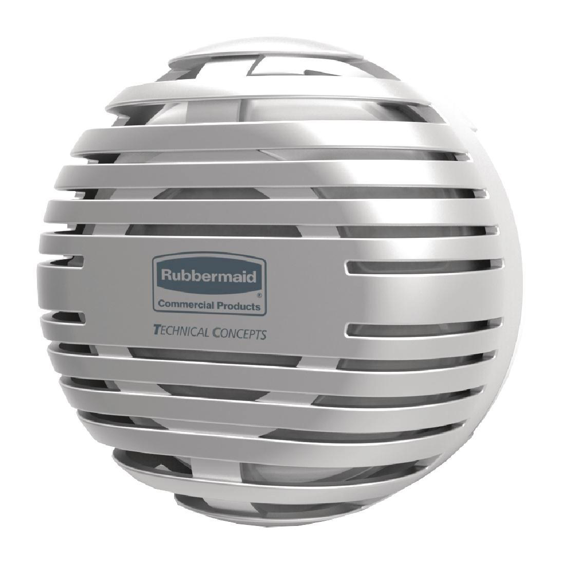 T-Cell 2 Odour Control System Dispenser Non-aerosol Battery-free Chrome Ref 1957533