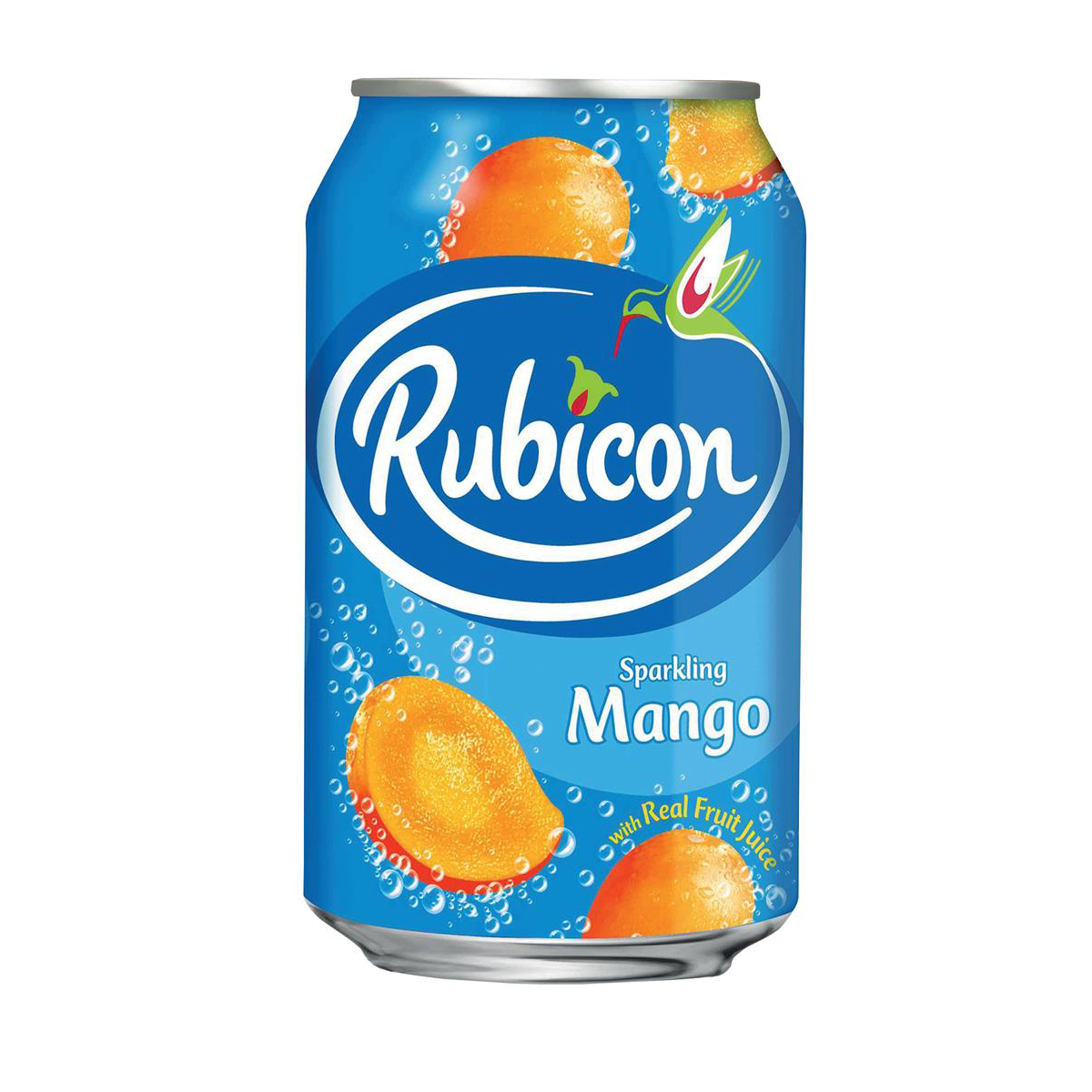 Rubicon Mango Sparkling Drink Can 330ml Ref 1414132 [Pack 24]