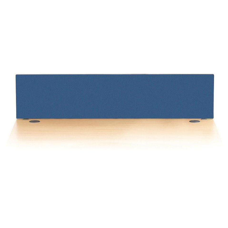 Sonix 1800mm x 400mm Rectangular Screen Blue 1800x400mm Ref w9957b