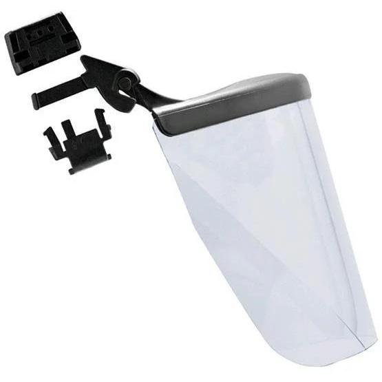 JSP Surefit Safety Visor 20cm Ref ANW060-230-008-G1