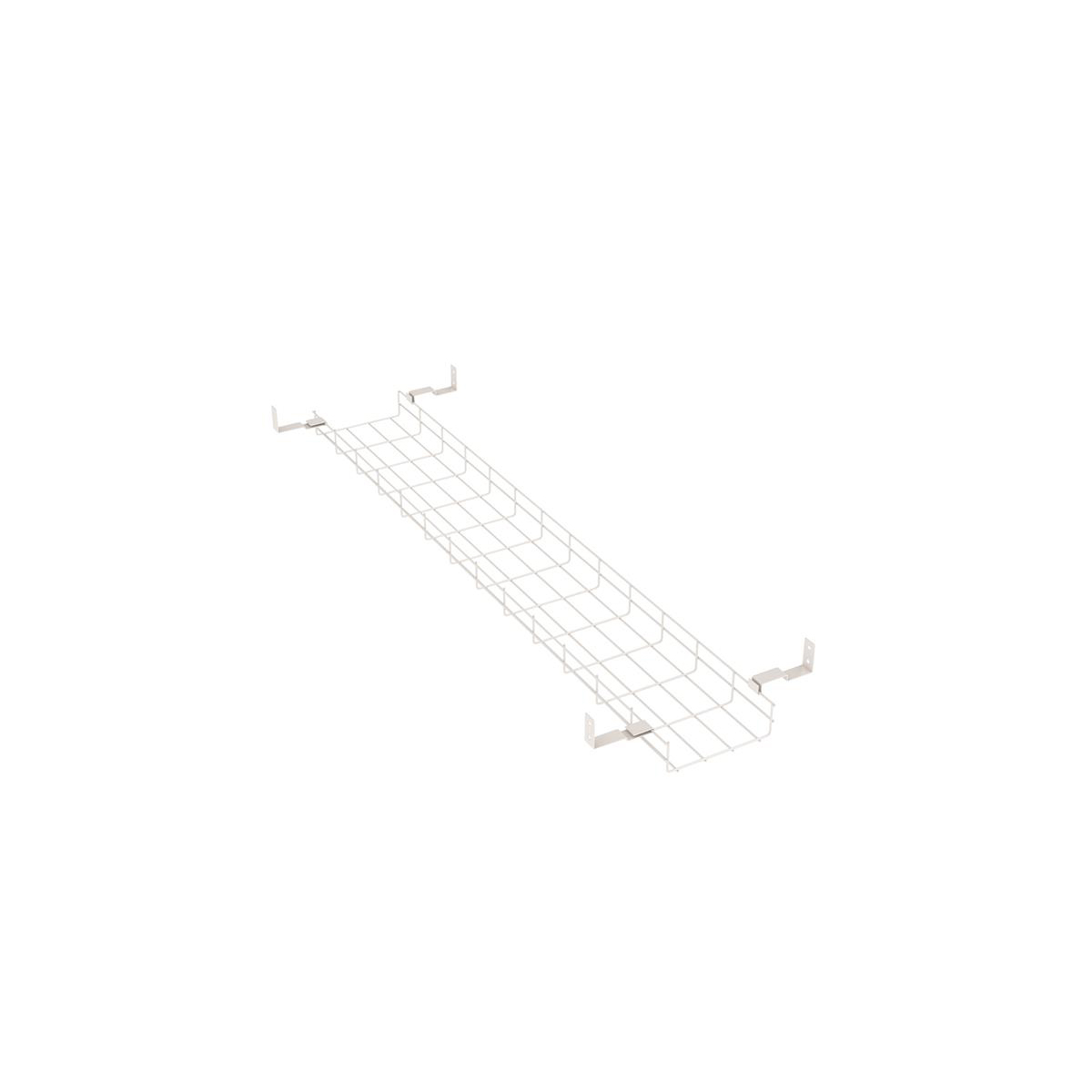 Image for Trexus 1600 Cable Basket 1600x200x60mm Ref BF00213