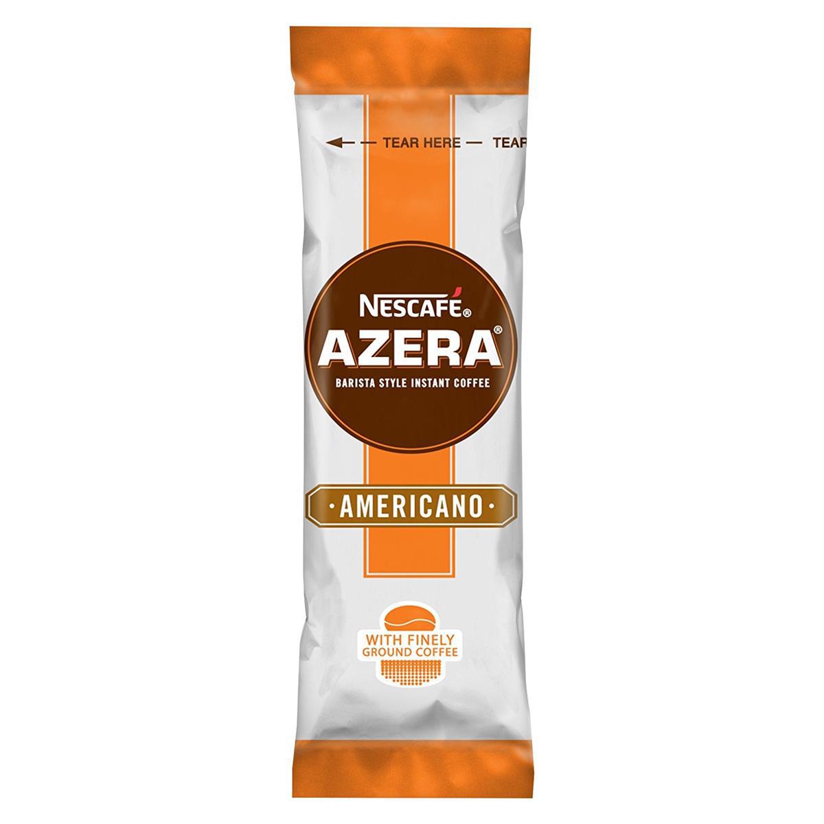 Nescafe Azera Americano Instant Coffee Sachets 2g Ref 12356930 [Pack 200]