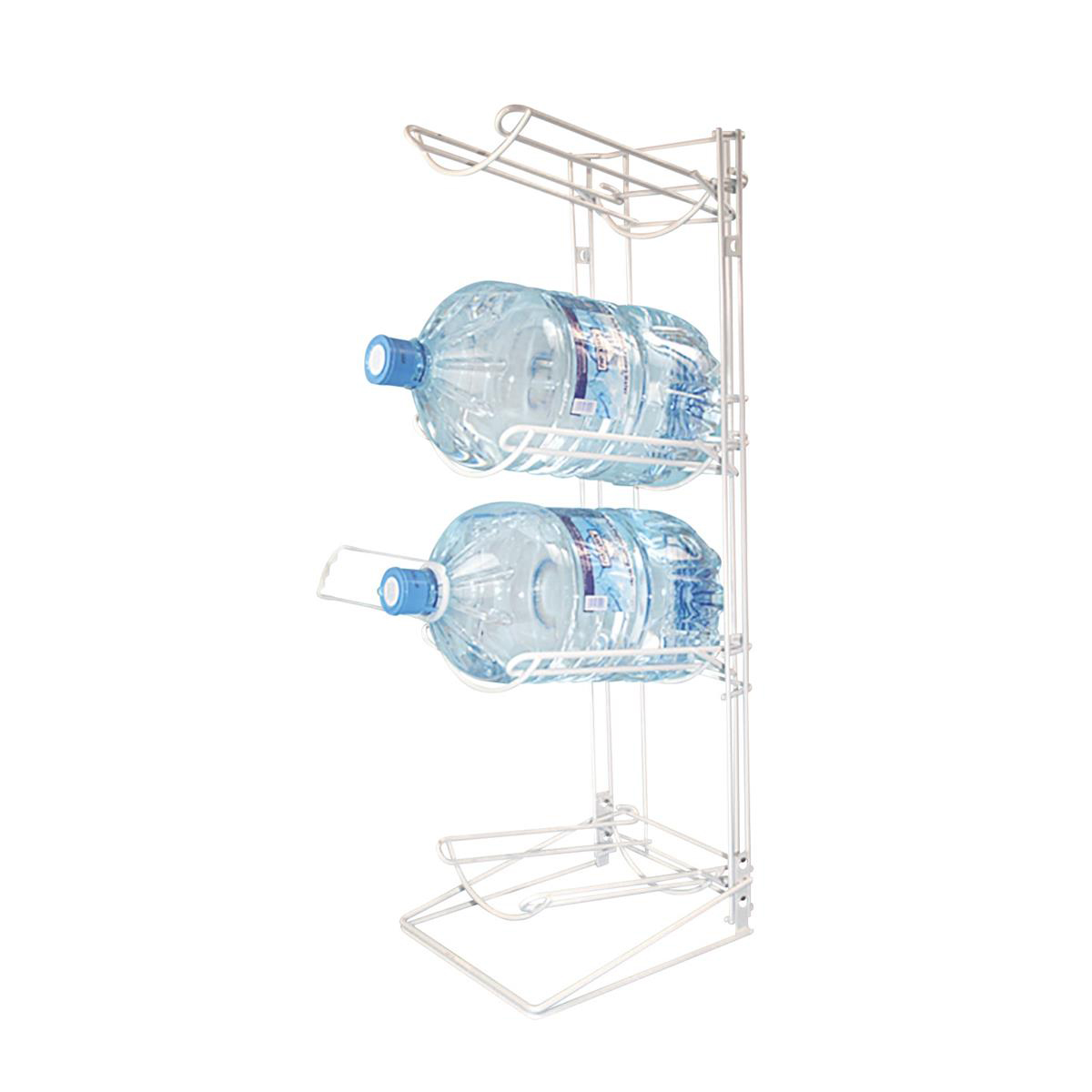 Storage racks or shelves Water Bottle Storage Rack for Four Bottles WxDxH: 310x467x1063mm