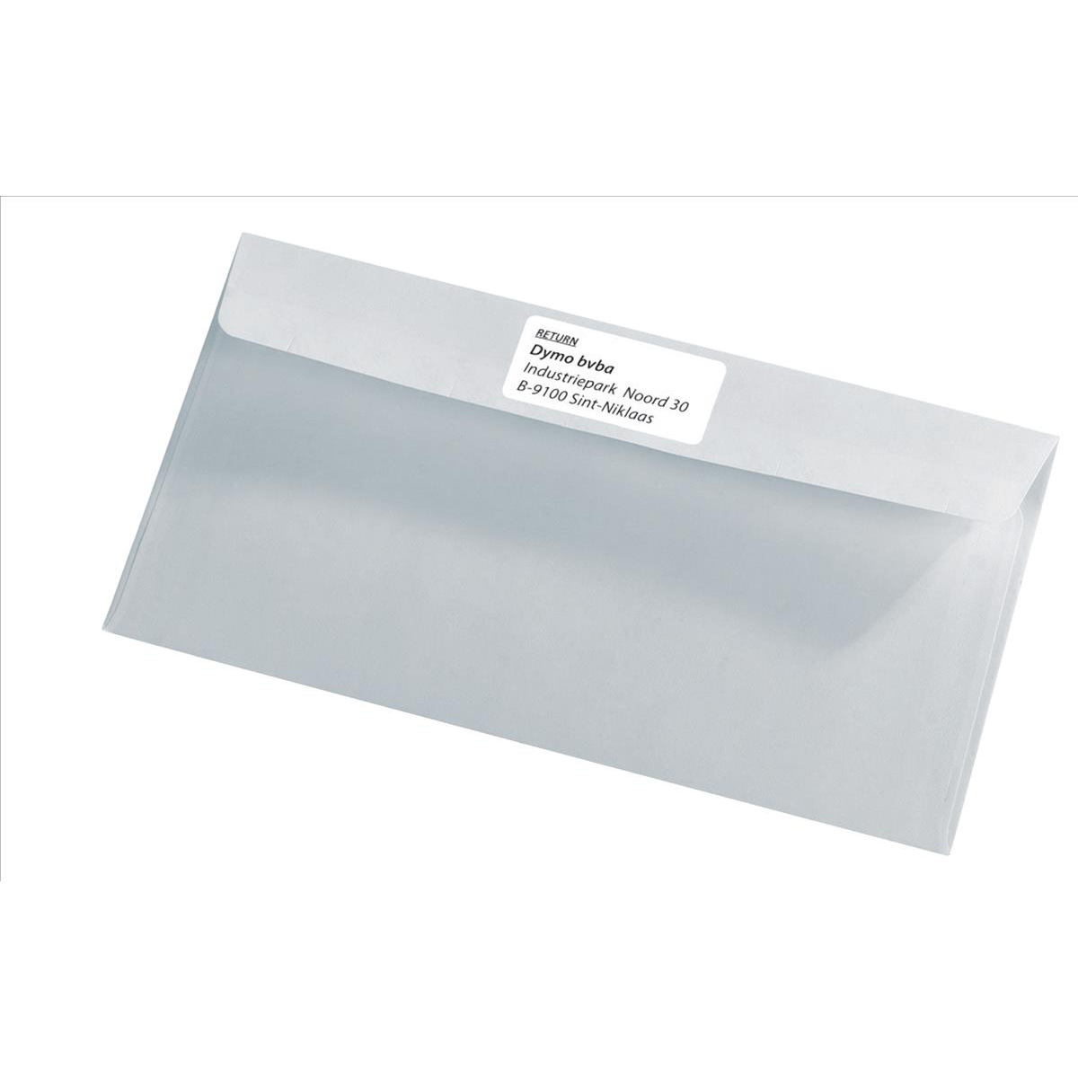 Dymo LabelWriter Labels International White Ref 11352 S0722520 Pack 500