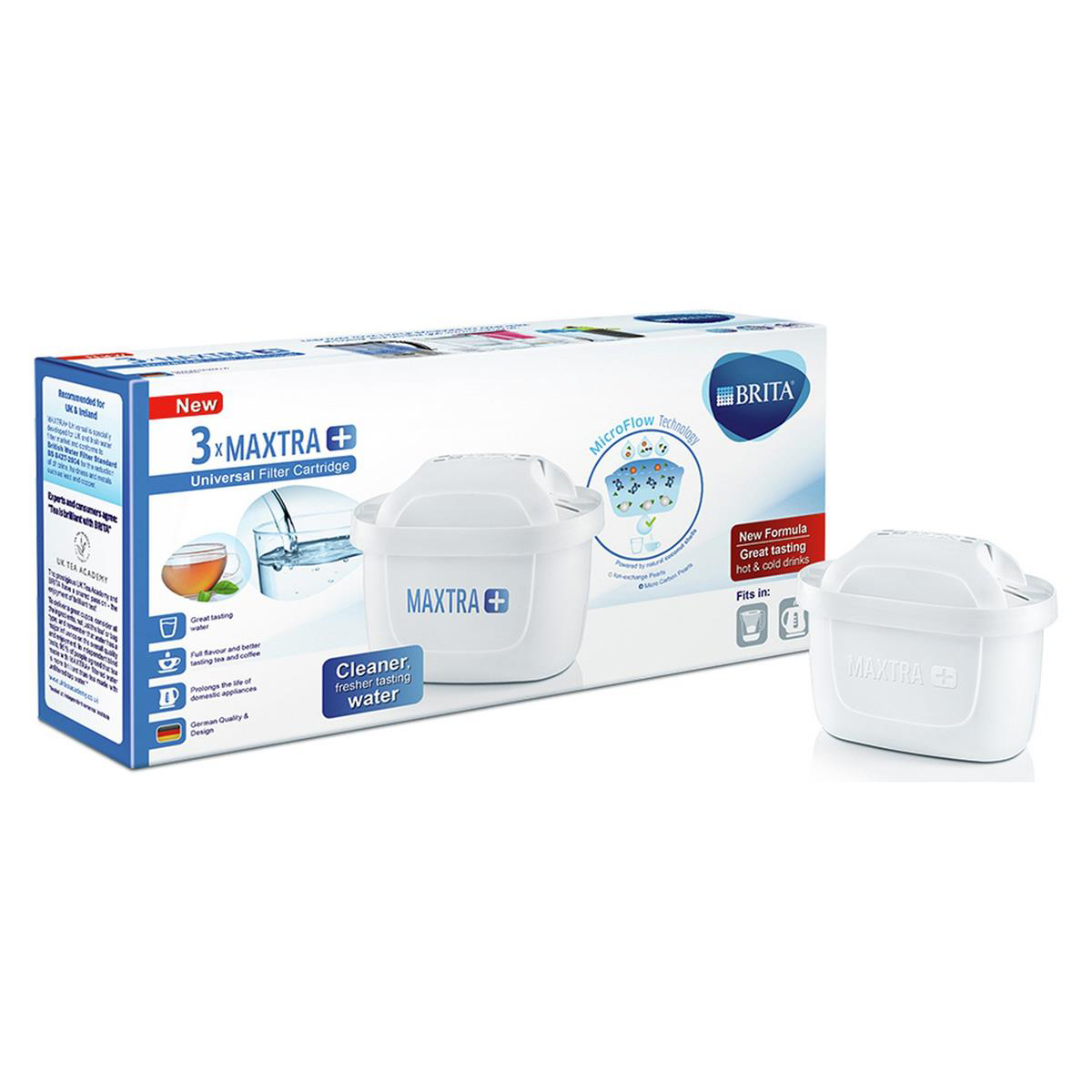 Brita Maxtra Plus Cartridge Pack 3