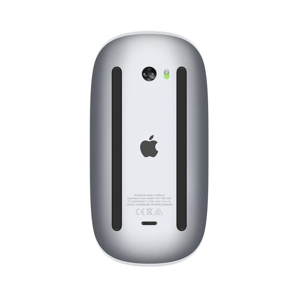 Apple Magic Mouse 2 Bluetooth Rechargeable Both Handed White Ref MLA02Z/A