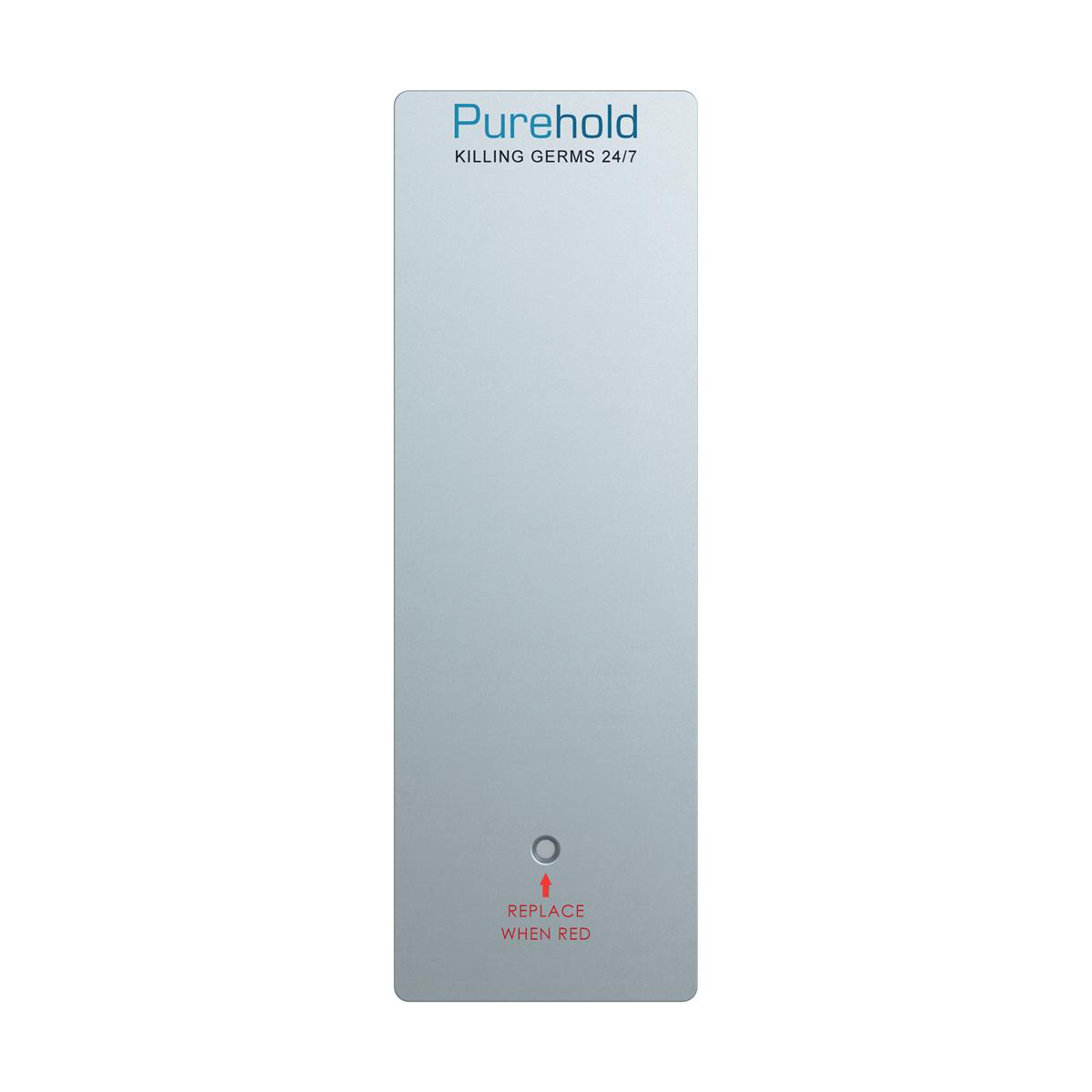 P-Wave P-Plate Door Push Plate Refill Antibacterial 12 Months Protection Life Silver Ref WZPPR20S