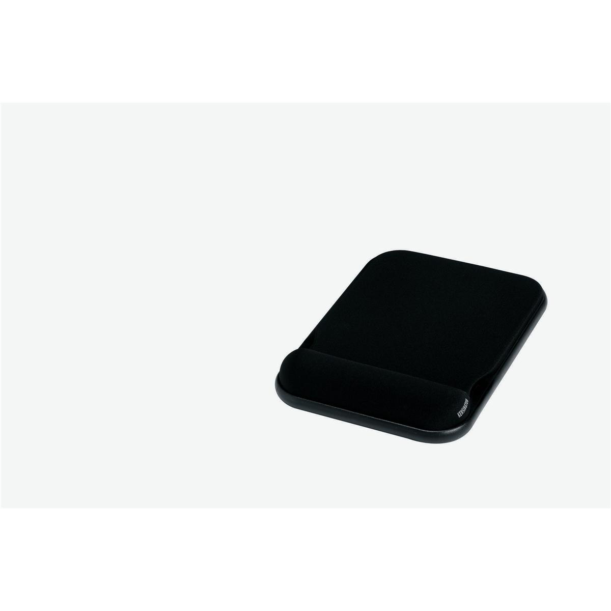 Kensington Height Adjust Gel Mouse Pad Blk 57711