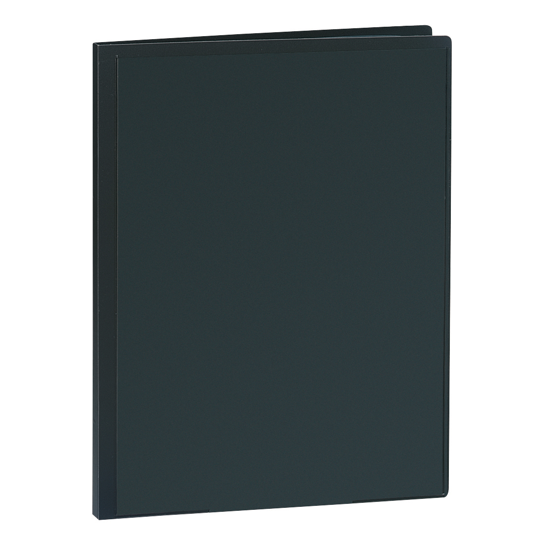Display Books 5 Star Office Display Book Personalisable Cover Polypropylene 40 Pockets A4 Black