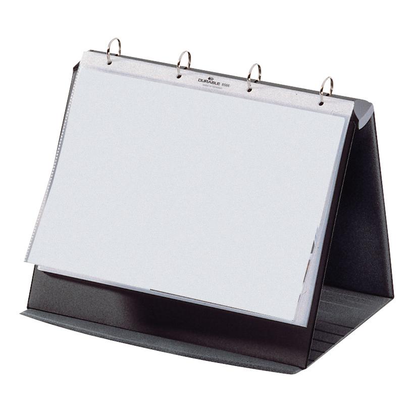Easel Binders Durable Durastar Presentation Portfolio A3 Graphite Ref 8569