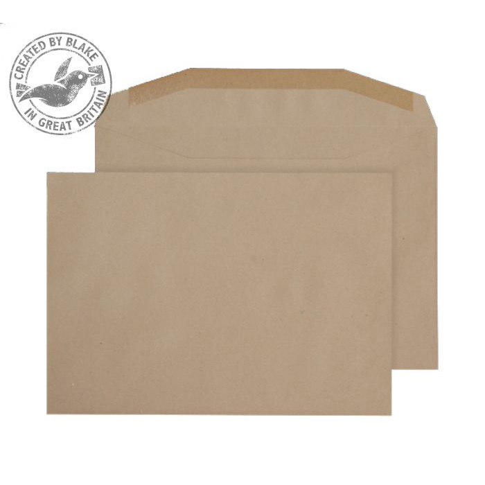 Purely Everyday Mailer Gummed Manilla 80gsm C5 162x229mm Ref 1001 [Pack 500] 10 Day Leadtime