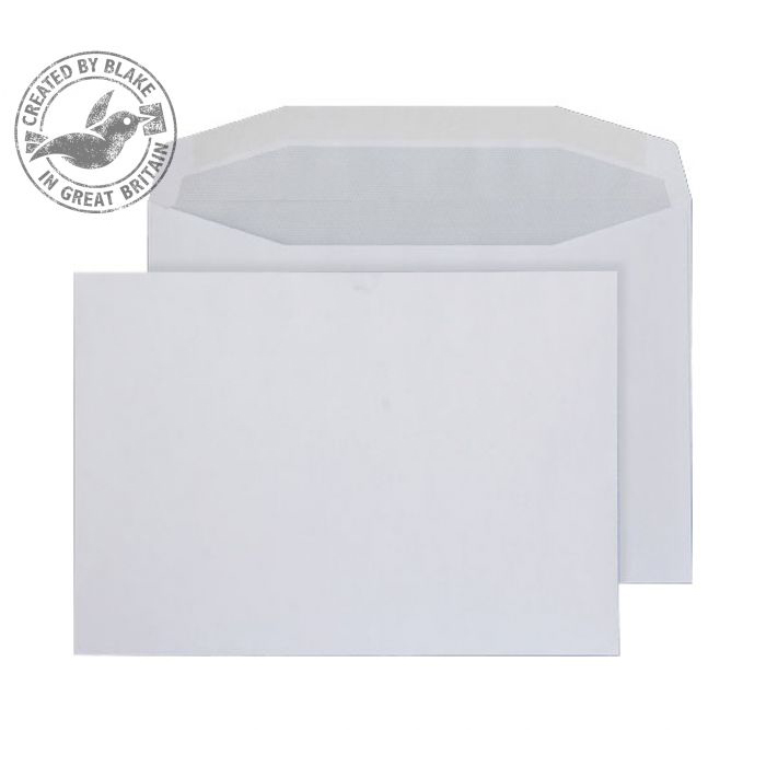 Purely Everyday Mailer Gummed White 90gsm C5 162x229mm Ref 016M [Pack 500] 10 Day Leadtime