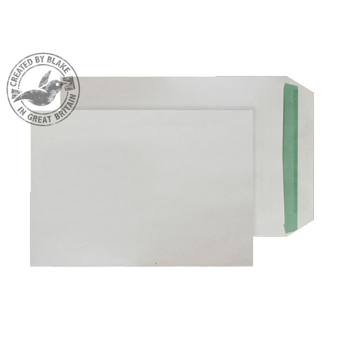 Purely Environmental Pocket Self Seal Natural White 90gsm C5 Ref RE6455 Pk500 10 Day Leadtime