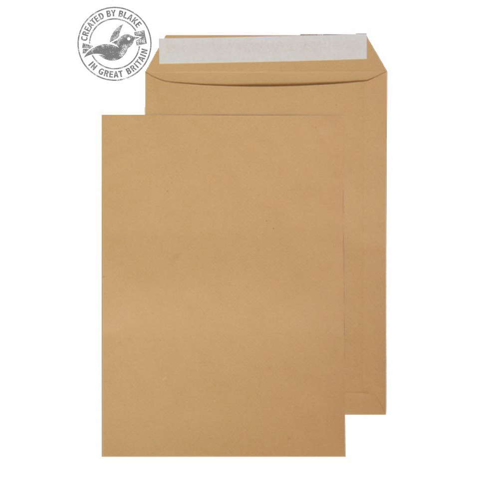 Purely Everyday Pocket P&S Manilla 115gsm C4 324x229mm Ref 4522 [Pack 250] 10 Day Leadtime