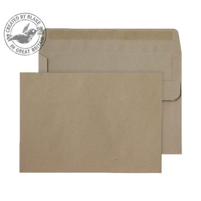 Purely Everyday Manilla Self Seal Wallet C6 114x162mm Ref WHH070 [Pack 1000] *10 Day Leadtime*