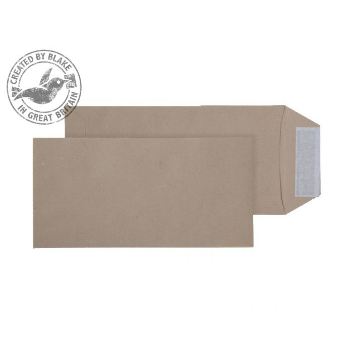 Purely Everyday Pocket P&S Manilla 115gsm DL 220x110mm Ref E3344 Pack 500 *10 Day Leadtime*