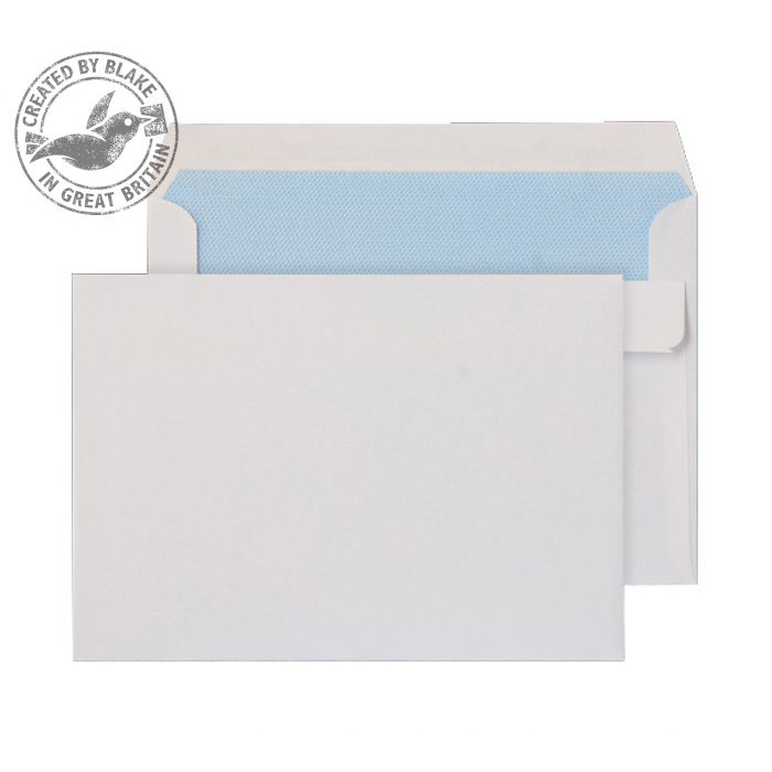 Purely Everyday Wallet Self Seal White 90gsm C6 114x162mm Ref 2602 Pack 1000 *10 Day Leadtime*