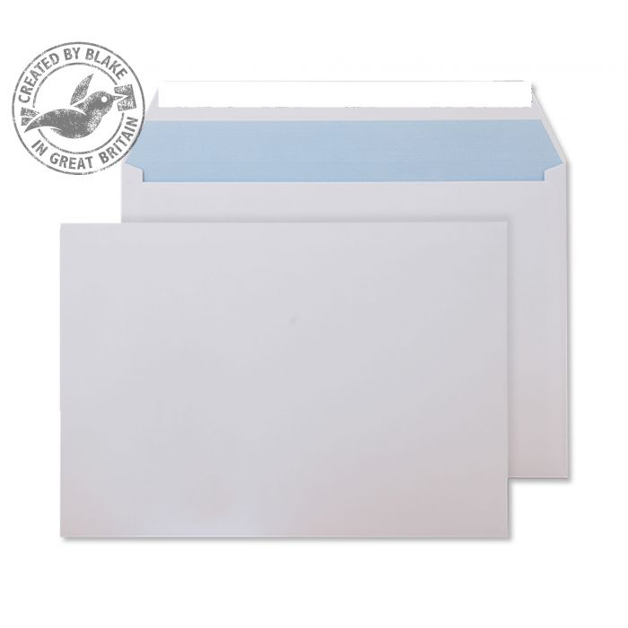 Purely Everyday Wallet P&S Ultra White 120gsm C6 114x162mm Ref 24882PS [Pack 500] *10 Day Leadtime*