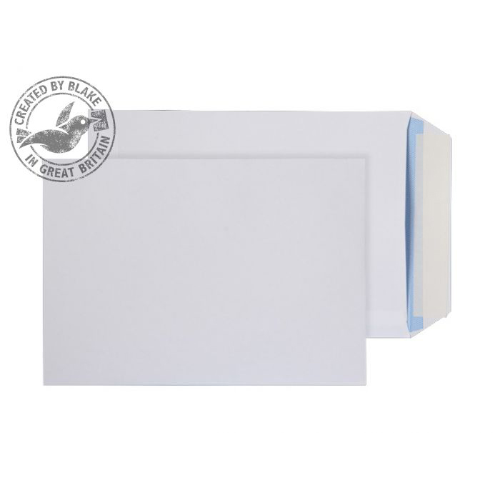 Purely Everyday White Peel and Seal Pocket C5 229x162mm Ref 23893 [Pack 500] *10 Day Leadtime*