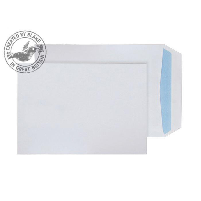 C5 Purely Environmental Pocket Self Seal White 100gsm C5 229x162mm Ref RD7893 Pk 500 *10 Day Leadtime*