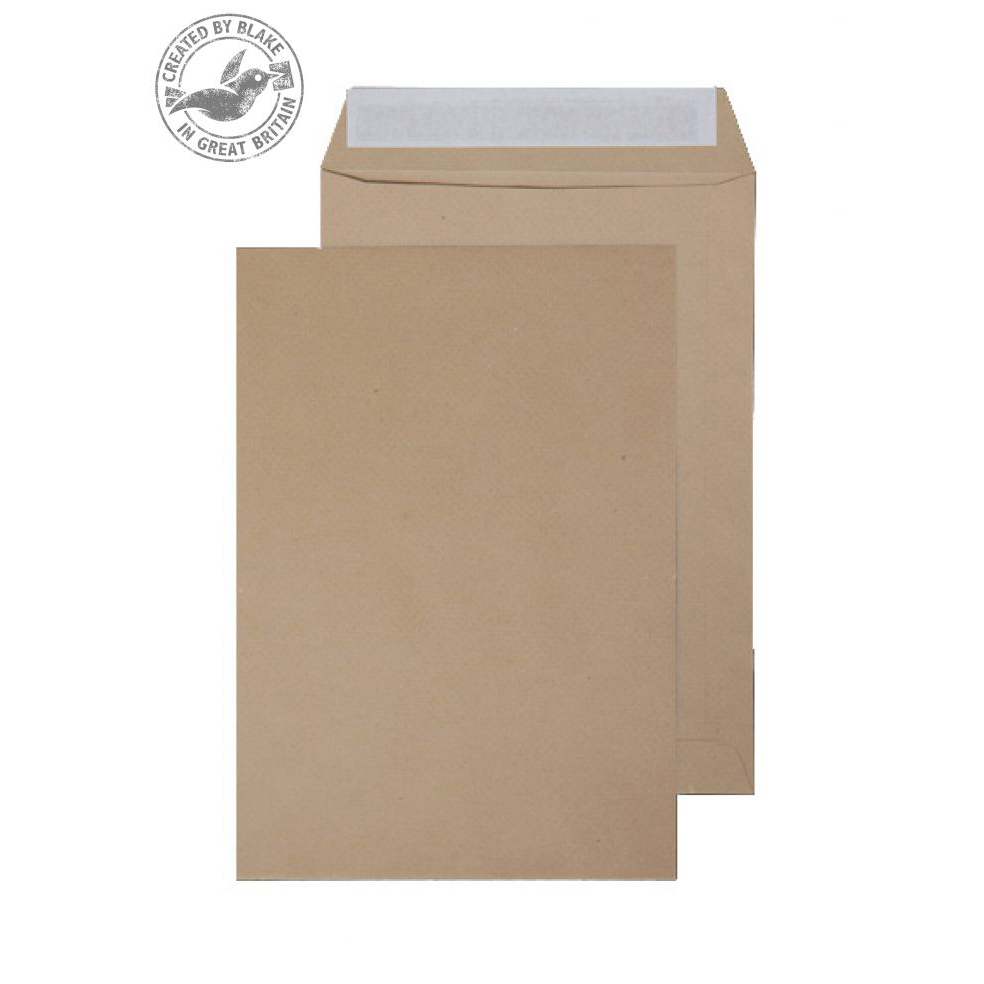 Purely Everyday Pocket P&S Manilla 115gsm 254x178mm Ref 14886PS [Pack 500] 10 Day Leadtime