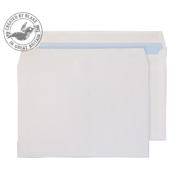 Purely Everyday Wallet Self Seal White 100gsm C5 162x229mm Ref 6644FU [Pack 500] 10 Day Leadtime