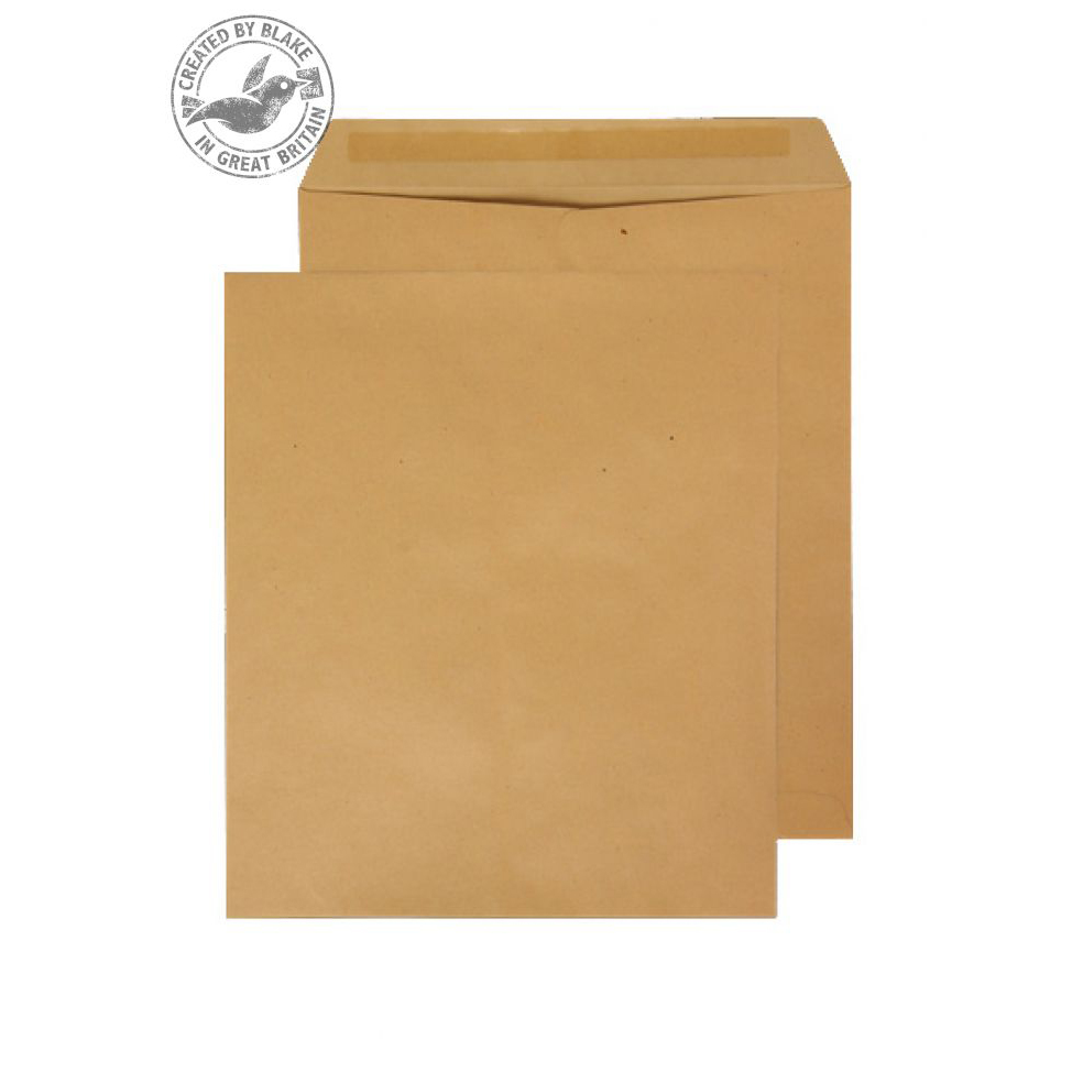 Purely Everyday Pocket Gummed Manilla 115gsm 330x279mm Ref 3325 [Pack 250] 10 Day Leadtime