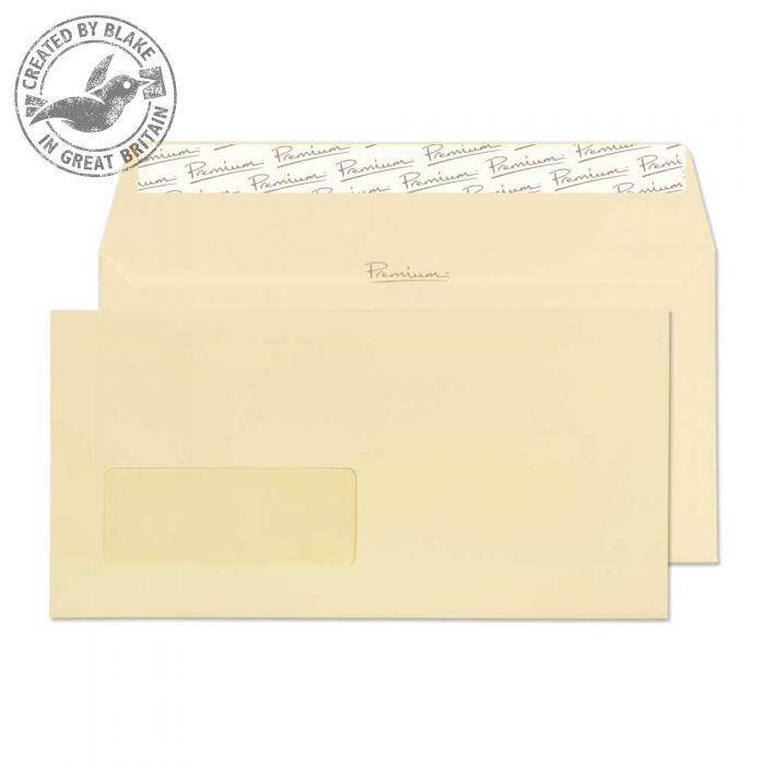 Blake Soho Vellum Wove A4 Paper & Wallet P&S DL envelopes 120gsm Pk250/50 51670 *10 Day Leadtime*