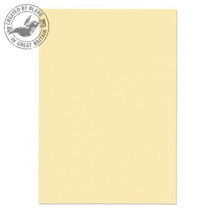 Blake Soho Vellum Wove A4 Paper & Wallet P&S DL envelopes 120gsm Pk250/50 51670 *10 Day Leadtime*