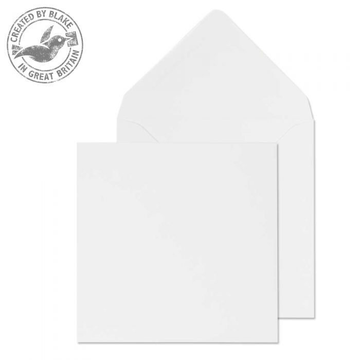 Purely Everyday Square Banker Invit Gum White 90gsm 111x111 Ref ENV2173 Pk1000 10 Day Leadtime
