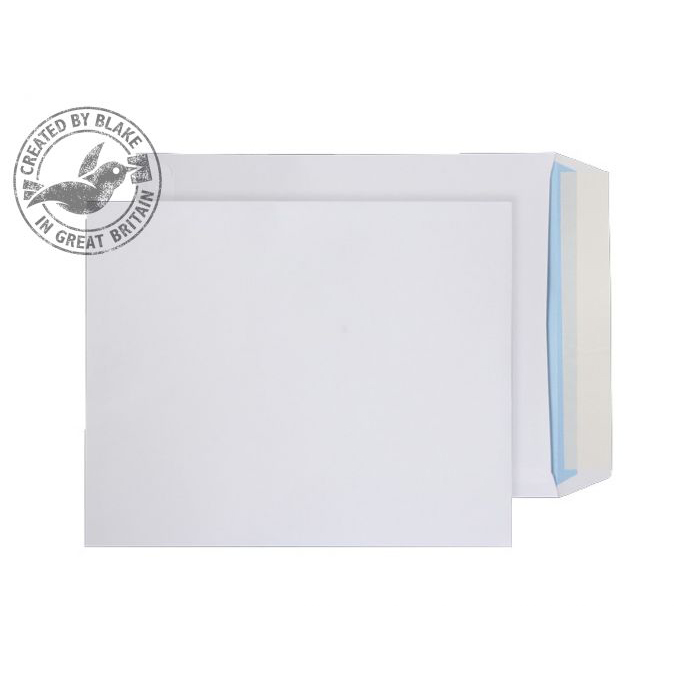 Purely Everyday Pocket Peel and Seal White 100gsm 305x250mm Ref 4086PS [Pack 250] 10 Day Leadtime