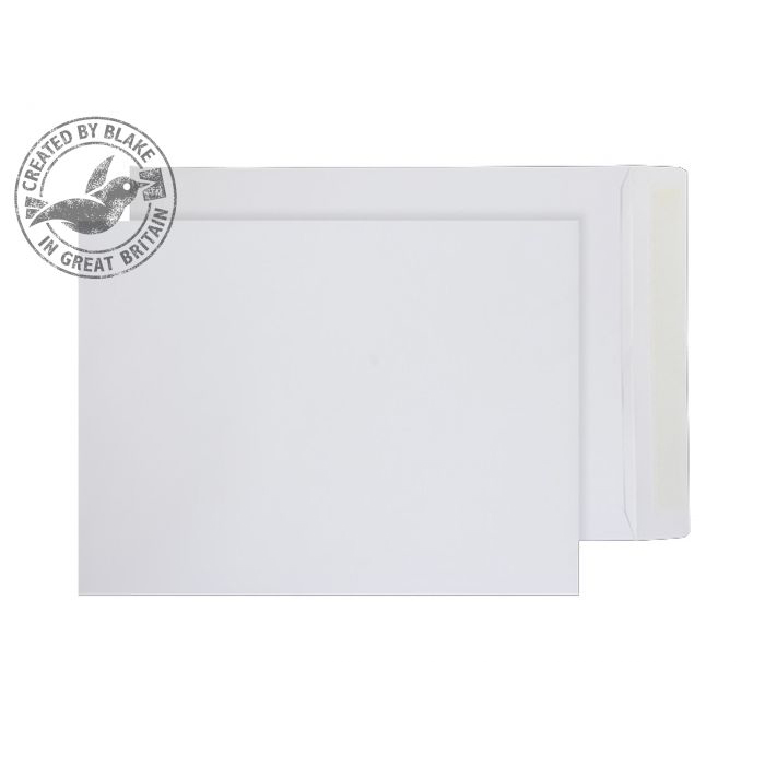 Purely Everyday Pocket Peel and Seal White 100gsm 305x229mm Ref 4286 [Pack 250] 10 Day Leadtime