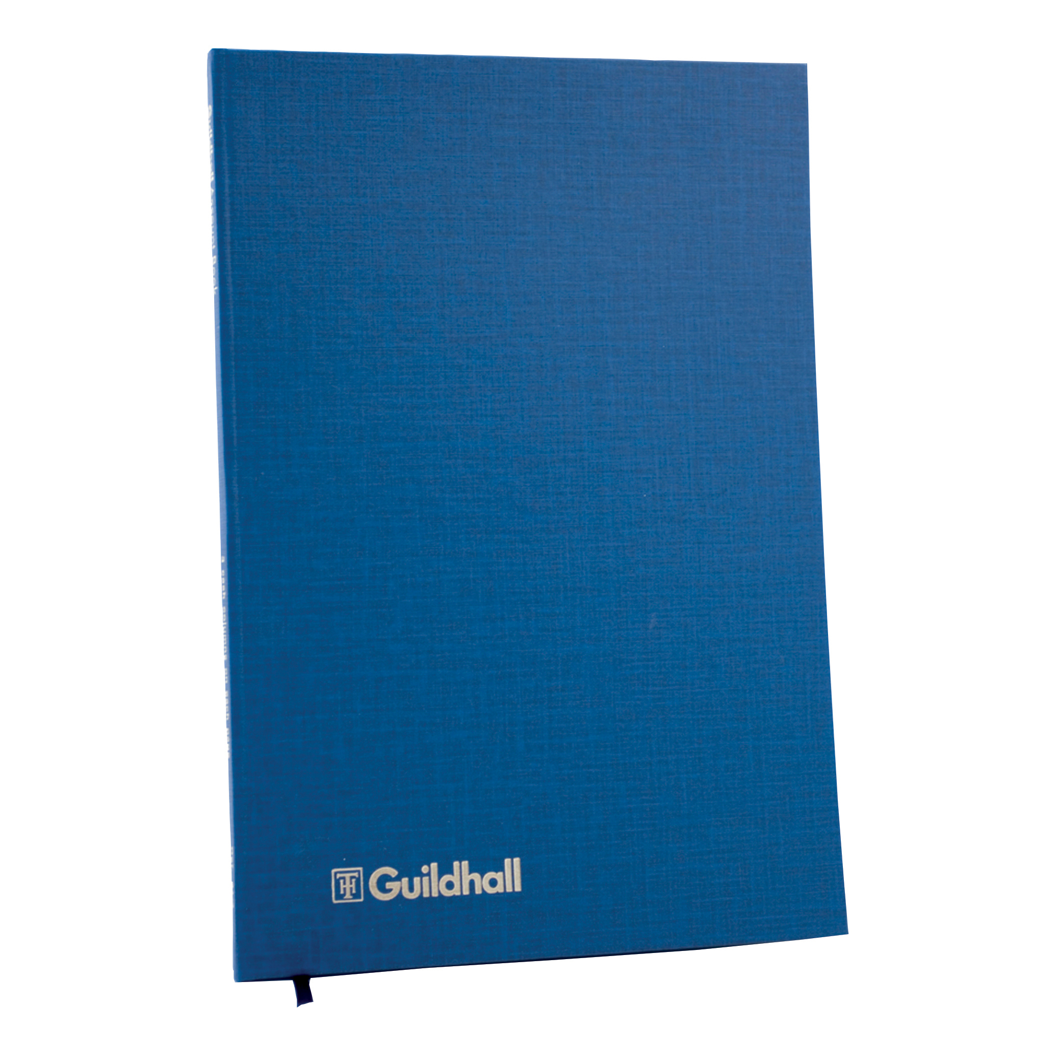 Accounts Binders & Refills Guildhall Account Book 31 Series 6 Cash Column 80 Pages 298x203mm Ref 31/6Z
