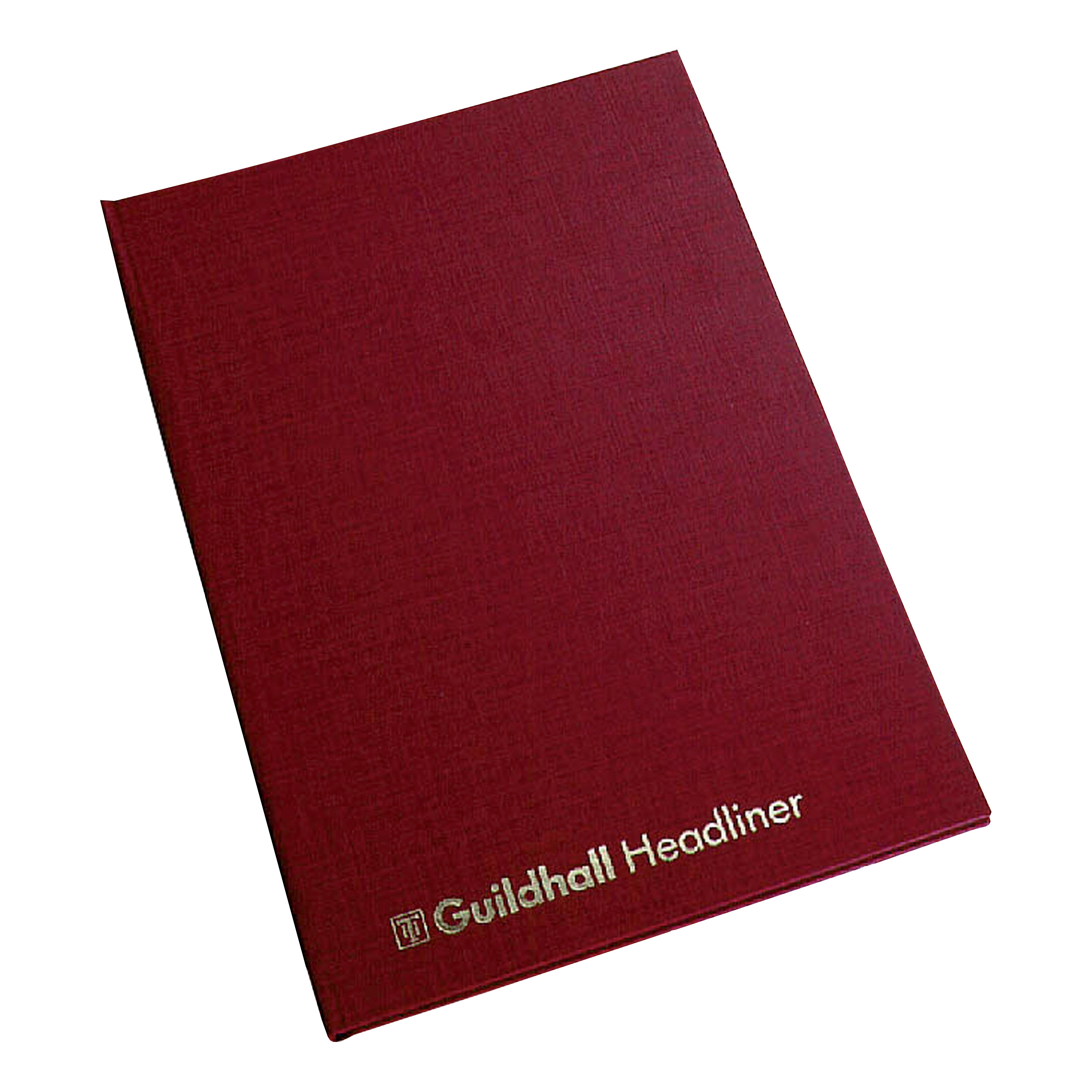 Guildhall Headliner Account Book 38 Series 12 Cash Column 80 Pages 298x203mm Ref 38/12Z
