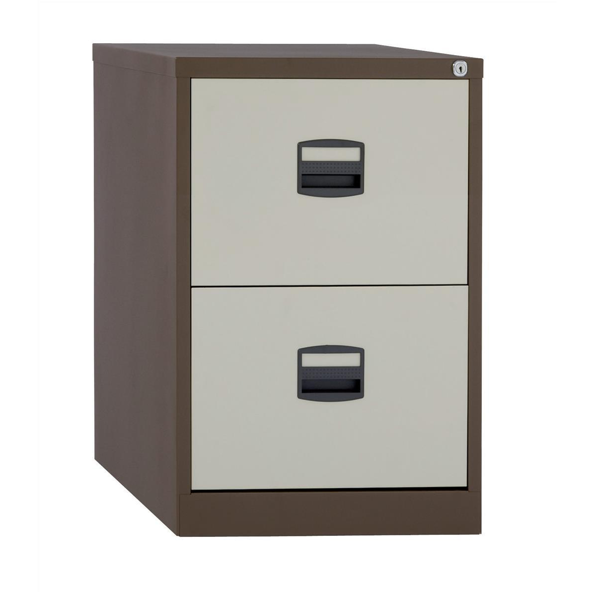 Trexus 2 Drawer Filing Cabinet 470x622x711mm Ref 395009
