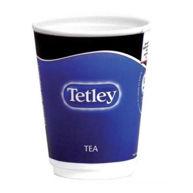 Tea Nescafe & Go Tetley Tea Foil-sealed Cup for Drinks Machine Ref 12367999 Pack 16