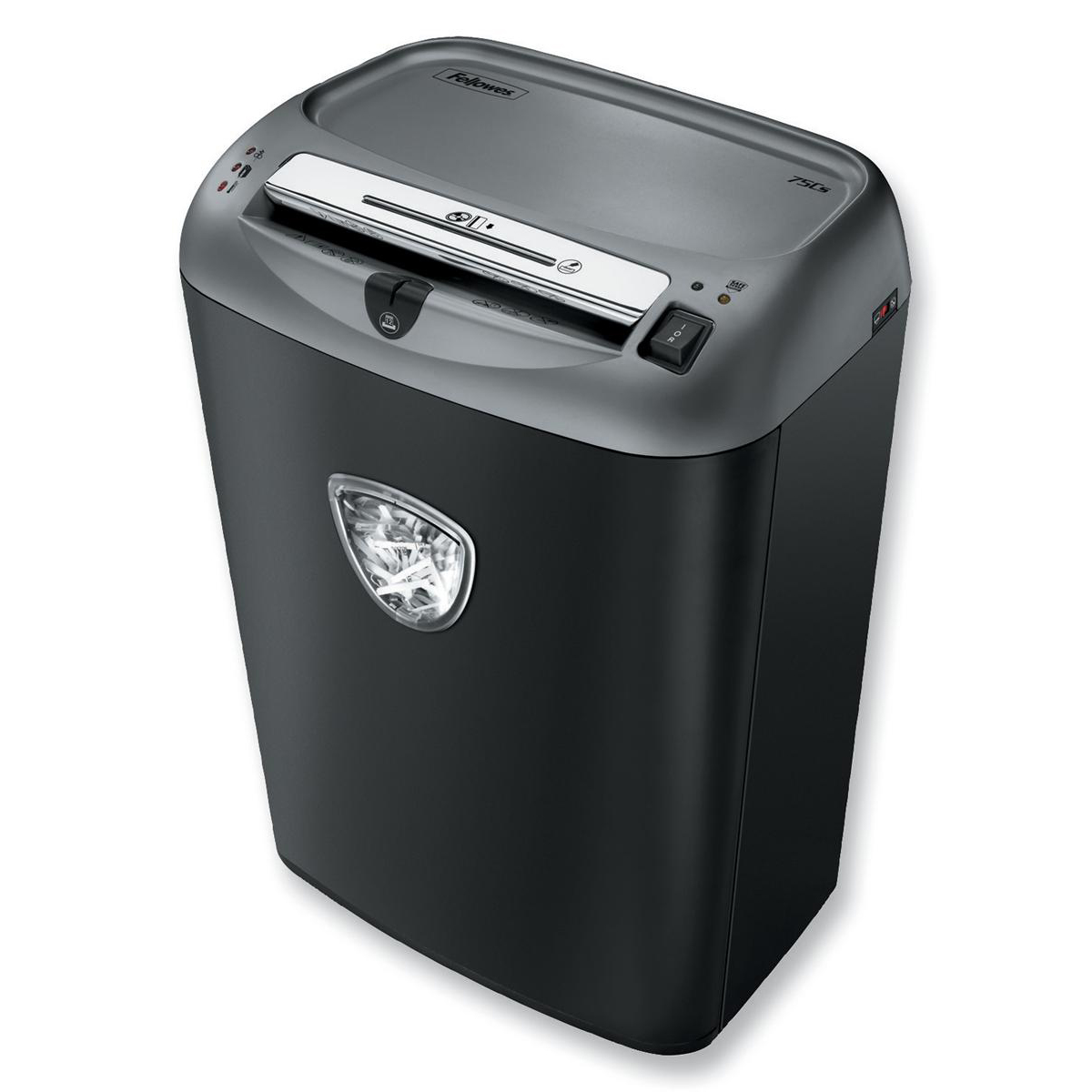 Shredders Fellowes Powershred 70S Shredder Strip Cut P-2 Ref 4671201