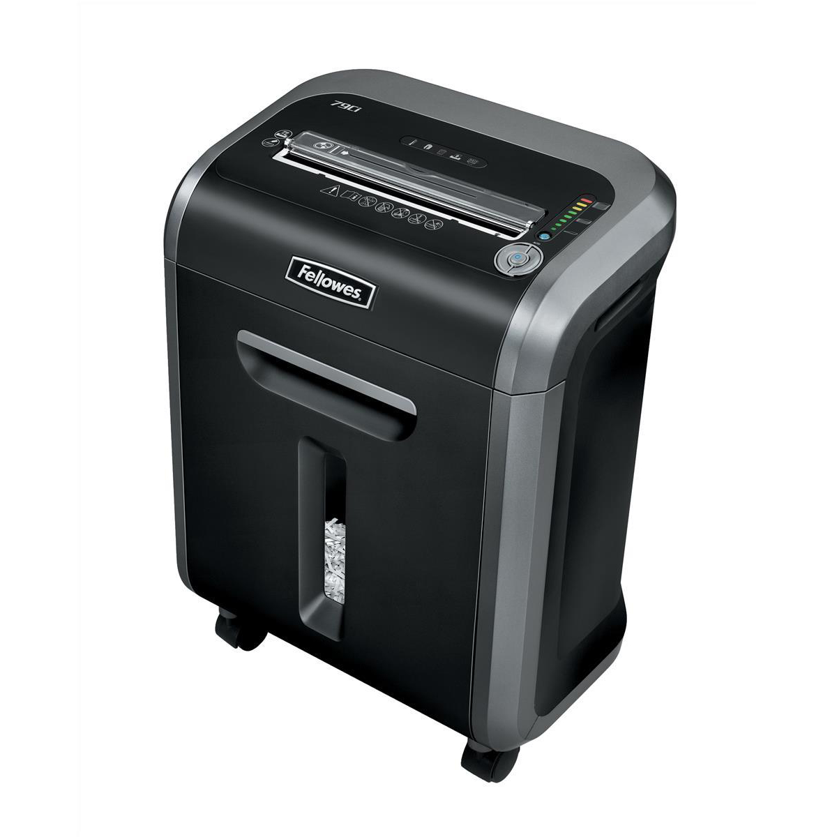 Fellowes Powershred 79Ci Shredder Cross Cut P-4 Ref 4679101