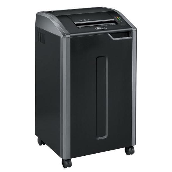 Energy Saving Fellowes Powershred 425Ci Large Shredder Cross Cut P-4 - Contract Customers will receive environmental analysis