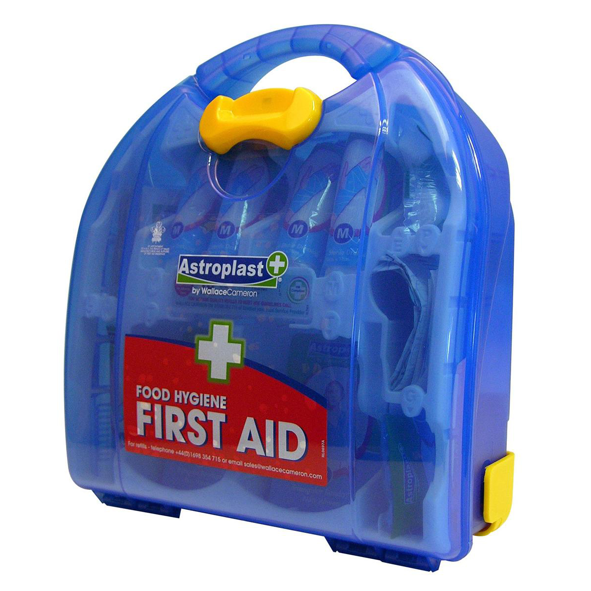 Wallace Cameron BS8599-1 Medium First Aid Kit Food Hygiene Ref 1004160 [Promo]