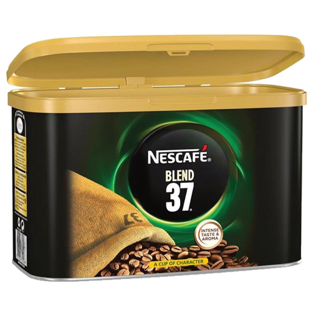 Coffee Nescafe Blend 37 Instant Coffee Tin 500g Ref 12284111