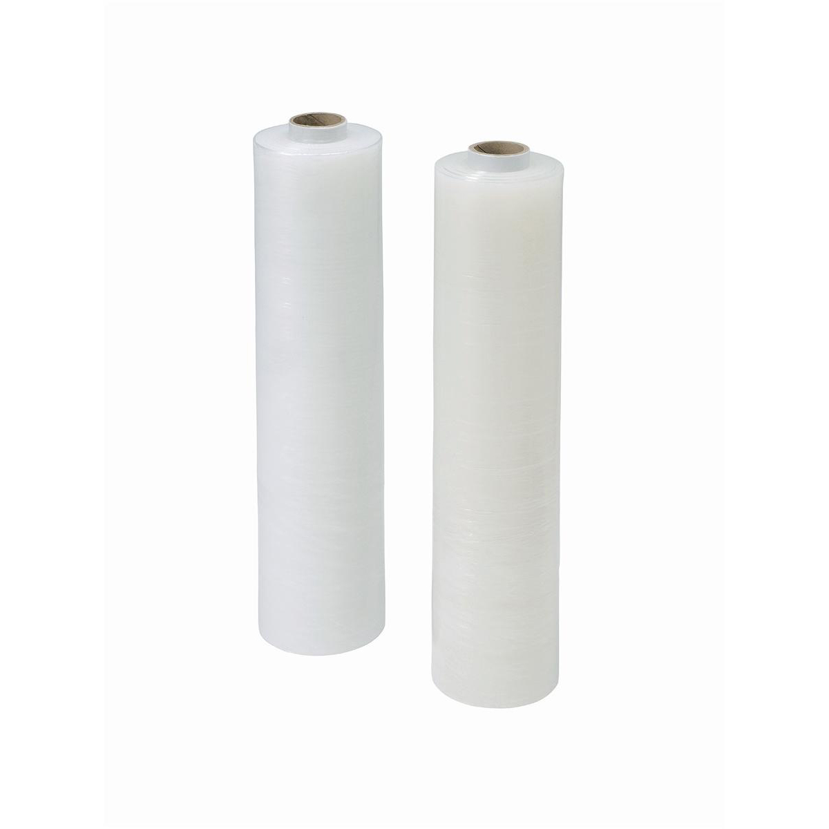 Stretch Film Blown 34 micron 400mmx200m Clear Pack 6