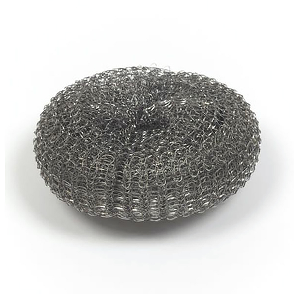 Cloths / Dusters / Scourers / Sponges Galvanised Steel Scourer Pack 10