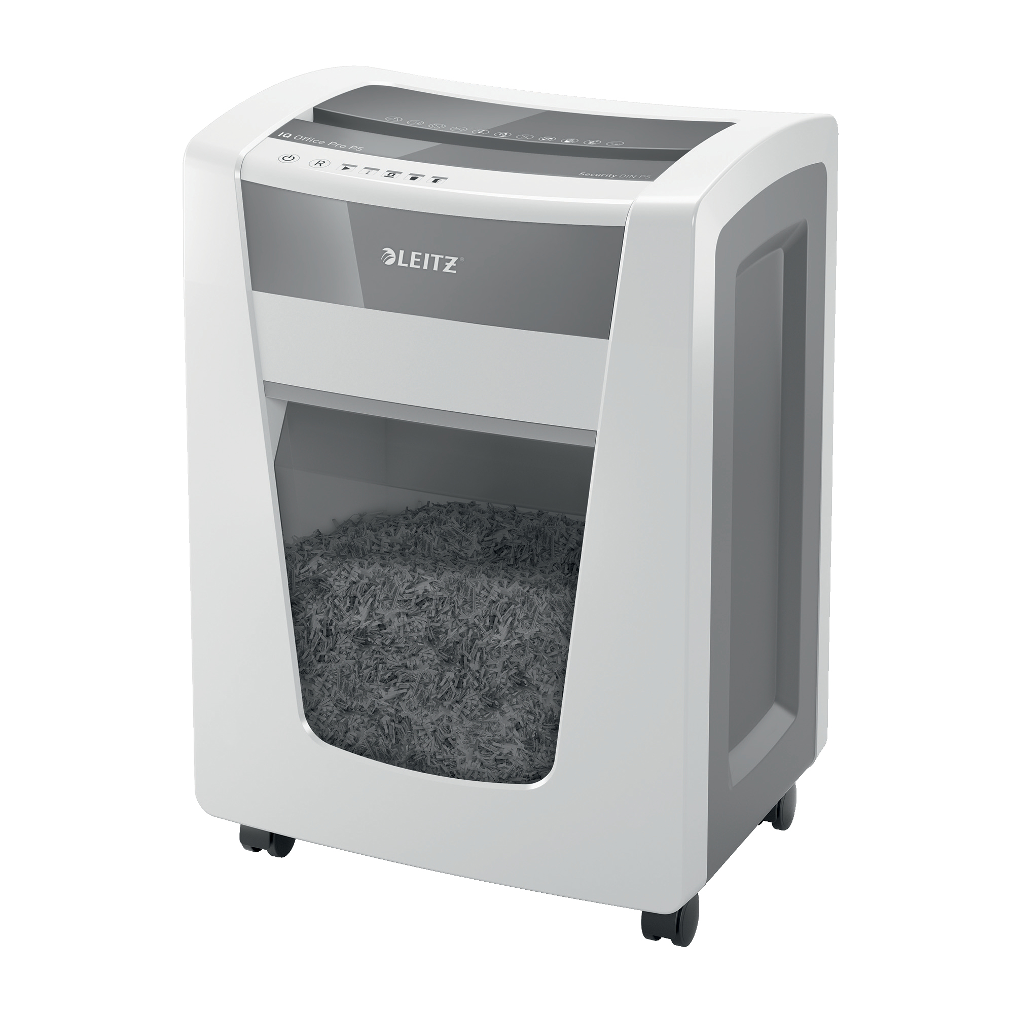 Paper Shredders Leitz OfficePro Shredder Micro Cut P-5 Ref 80051000